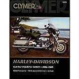 Clymer M252 Maintance / Troubleshooting / Repair Manual for Harley 06-09 FLH FLT (M252)