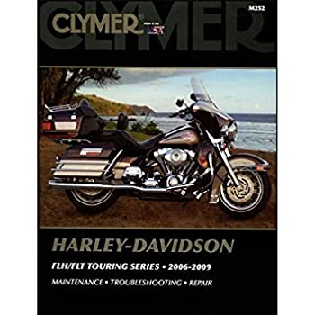 amazon com clymer repair manual for harley flh flt twin cam 88 99 rh amazon com 1995 Ultra Classic 2008 Ultra Classic