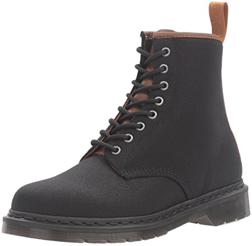 Image of Dr. Martens Men's 1460 Canvas Combat Boot