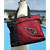 NFL Arizona Cardinals Tote Bag with Embroidered