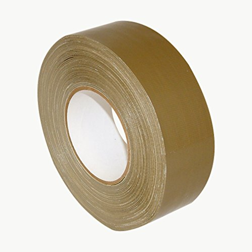 Polyken 231 Military Grade Duct Tape, 50 lbs/in Tensile Strength, 60 yards Length x 2 Width, Olive Drab