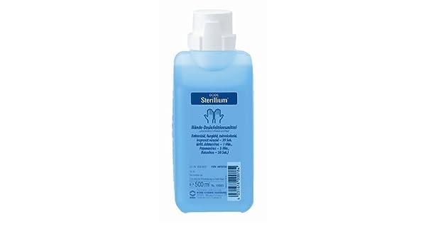 Sterillium Mano Desinfectante - 500 ml.: Amazon.es: Salud y cuidado personal