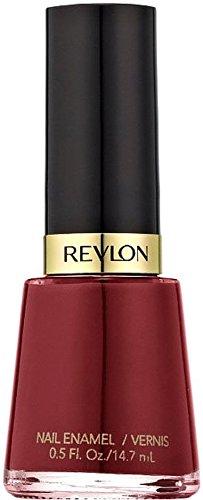 Revlon Nail Enamel, Teak Rose, 0.5 ounce -