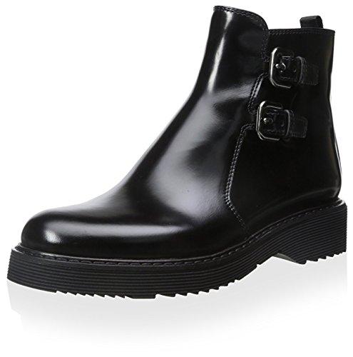 Prada Linea Rossa Women's Ankle Boot, Nero, 39 M EU/9 M US - Linea Rossa Sneakers