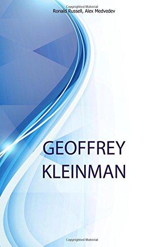 Geoffrey Kleinman: Biography