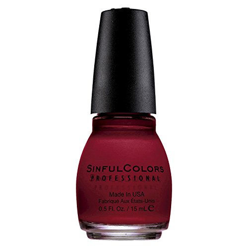 Sinful Colors Professional Nail Color - Aubergine