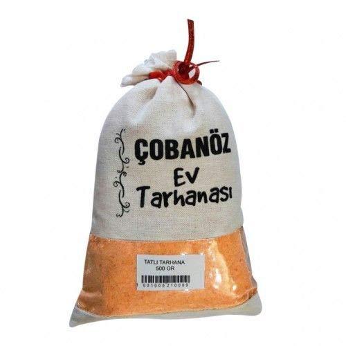 %100 Traditional Organic And Natural Mediterranean Tarhana(480g)