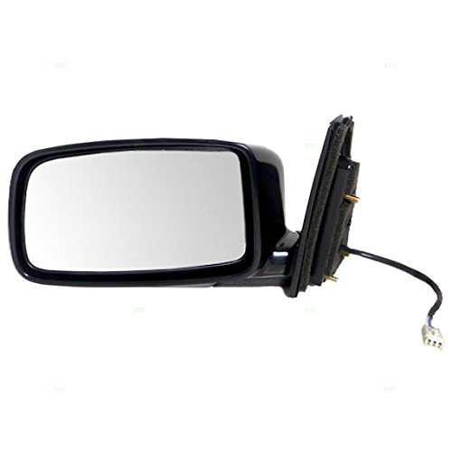 Drivers Power Side View Mirror Replacement for Mitsubishi Lancer MR959855 -