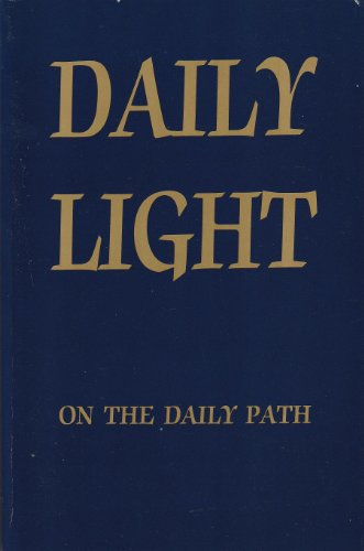 Daily Light On Daily Path - 8