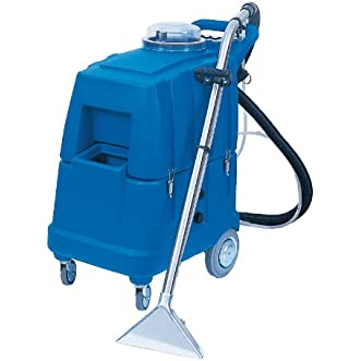 NaceCare TP18SX Polyethylene Box Extractor with 3 Jet Stainless Steel Wand, 18 Gallon Capacity, 1.87HP, 33  Power Cord Length