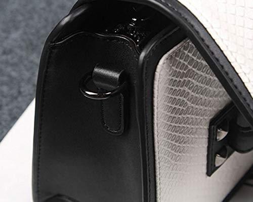 À Sac Messenger Bag Black Bandoulière Kyokim UO5xZq5