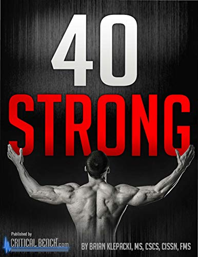 40 Strong: The Best Way To Continue Building Muscle Into Your 40s & Beyond