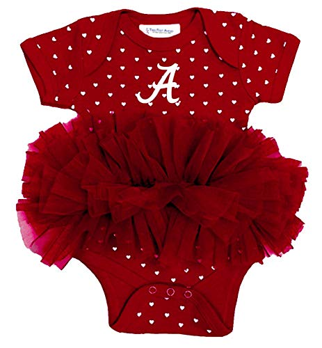 Alabama Crimson Tide Heart - 5