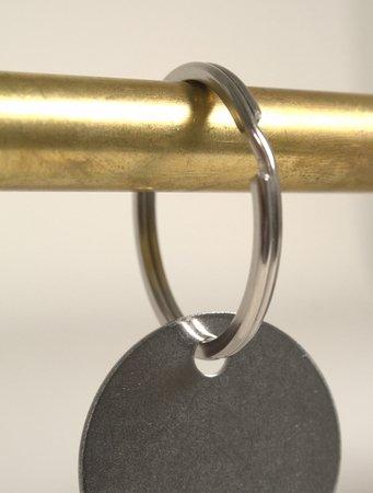 C.H. Hanson 1.25'' I.D. Split Key Rings 1000pk