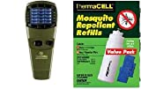 Thermacell Olive Appliance and Refill Value Pack