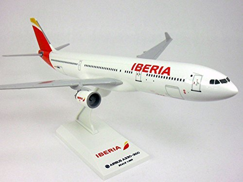 Airbus A330 (A330-300) Iberia 1/200 Scale - Cathay Pacific Pilot
