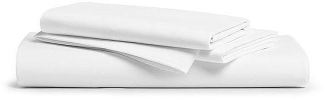 Classic Starter Sheet Set - King, Solid White