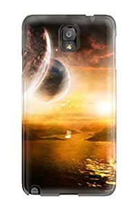 Hd Space Phone Case For Galaxy Note 3