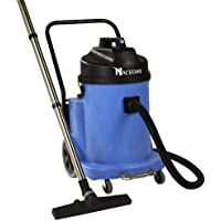 NaceCare WV900 Wet Vacuum with BB8 Kit, 12 Gallon Capacity, 1.6HP, 95 CFM Airflow, 42 Power Cord Length