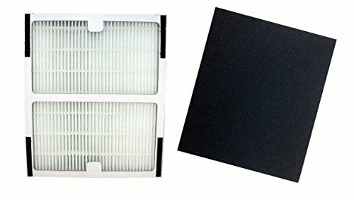1 Idylis B HEPA Filter and 4 Carbon Filter, Compared to Part # IAF-H-100B, IAFH100B, 302656
