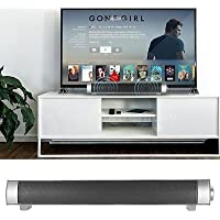 FidgetFidget Home Theater Surround Sound SpeakerBluetooth Sound Bar Wireless TV AUX USB Q7S8