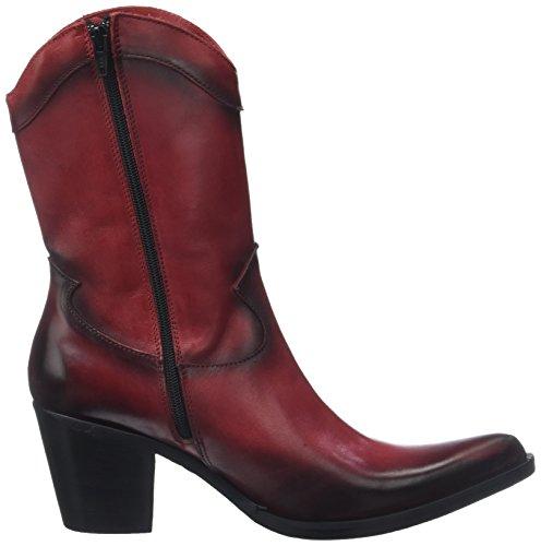 rossi cowboy rosso stivali Piu 007 Donna Enea da BFIX7