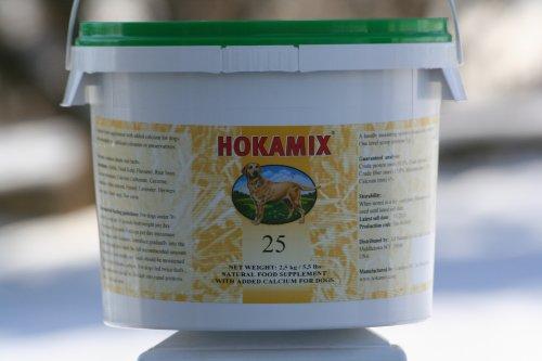Hokamix 25 2.5 Kg / 5.5 Lbs, My Pet Supplies