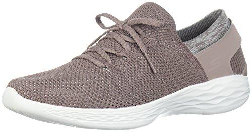 Skechers Damen You-Spirit Slip On Sneaker Pink (Mauve)