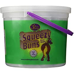 Uncle Jimmy's 65 Count Squeezy Buns Nutritional Supplements - 3 lbs