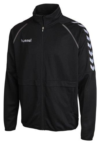 Hummel Unisex Trainingsjacke Stay Authentic, black, XL, 36-409-2001