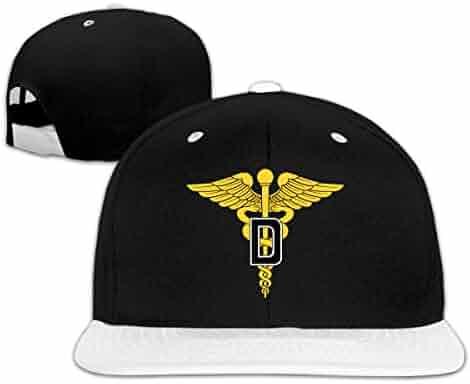 4eb2e9ce MAOHOP Army Dental Corps (2) Men Women Hip Hop Hat Trucker Flat Hats  Adjustable