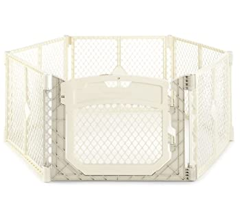 North States Superyard Ultimate Play Yard, Ivory From North States 0