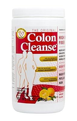 Health Plus The Original Colon Cleanse Orange -- 12 oz