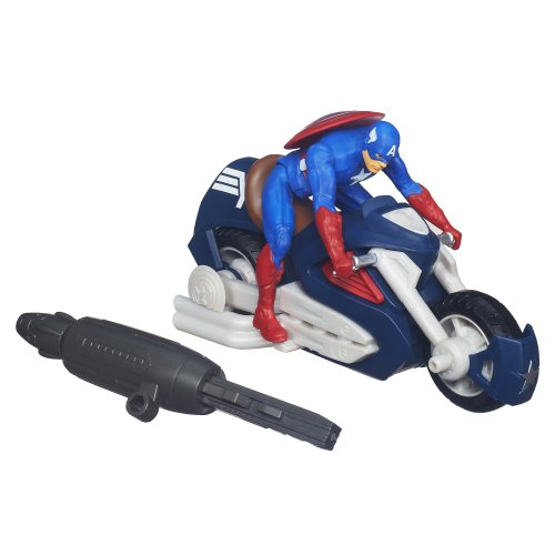 Captain America Motorcycle - 5