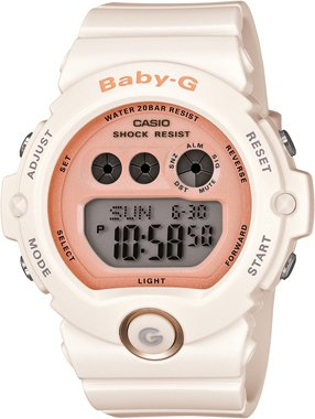 Casio Baby-G Shock Resist Lady's Watch Blooming Pastel BG-6902-4DR