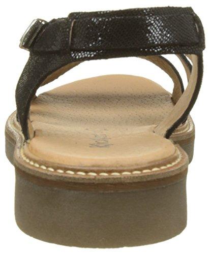 Kickers Sandals Women's Back Noir Noir Euridice Sling SarqpwxHS