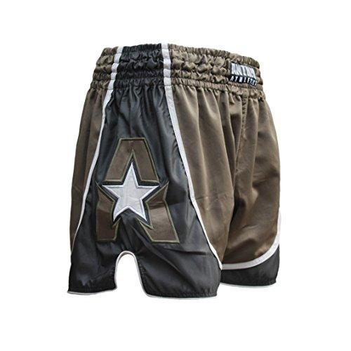 Anthem Athletics Infinity Muay Thai Shorts - 20+ Styles - Kickboxing, Thai Boxing - Navy, White &...