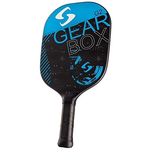 Gearbox G2-Blue Pickleball Paddle