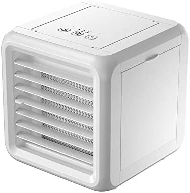 JYSD 冷風扇冷風機扇風機静かな 広い精製ガス高密度クリスタル家/麹事務所/学校