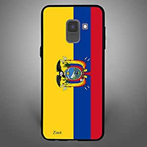 Samsung Galaxy A8 Plus Ecuador Flag
