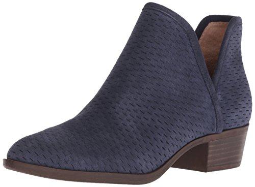 Lucky Brand Women's Baley Fashion Boot, Moroccan Blue, 7.5 Medium US (Cheap Fashion Boots)