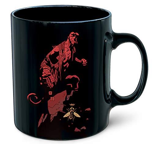 Dark Horse Deluxe Hellboy Mug