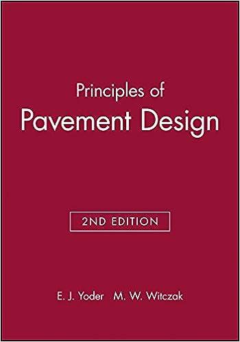 Principles of Pavement Design, 2nd Edition