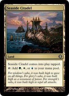 Magic: the Gathering - Seaside Citadel - Shards of - Citadel Stores