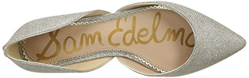 Sam Women's Ballet Edelman Mesh Flat Glam Jute Rodney RUR7Twxq6