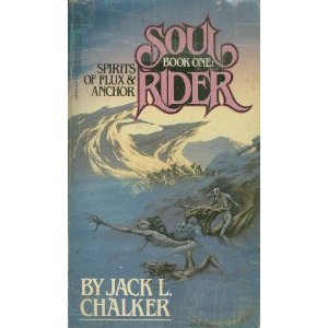 book cover of Spirits of Flux and Anchor