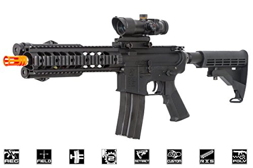 Version King Arms (Airsoft GI Custom King Arms KM-CQB RIS Version 2 Airsoft Gun)