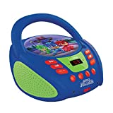 LEXiBOOK PJ Masks Boombox Radio CD Player