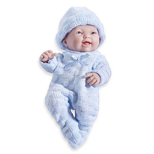 Real Boy Doll - JC Toys Mini La Newborn Boutique - Realistic 9.5