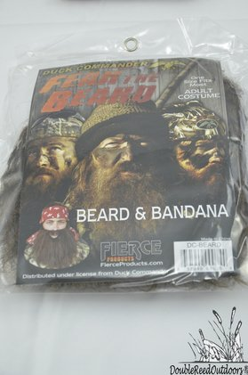 Duck Commander Fear the Beard Costume (Fear The Beard Duck Commander)